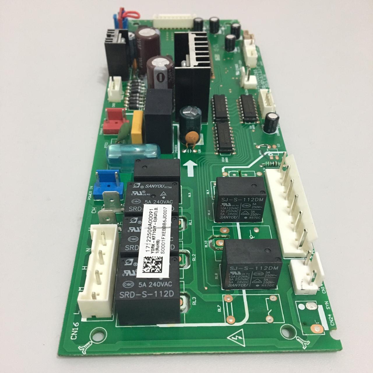 Placa Eletrônica Principal Springer Carrier Cassete 24.000 36.000 e 48.000 Btus 2013425A0006