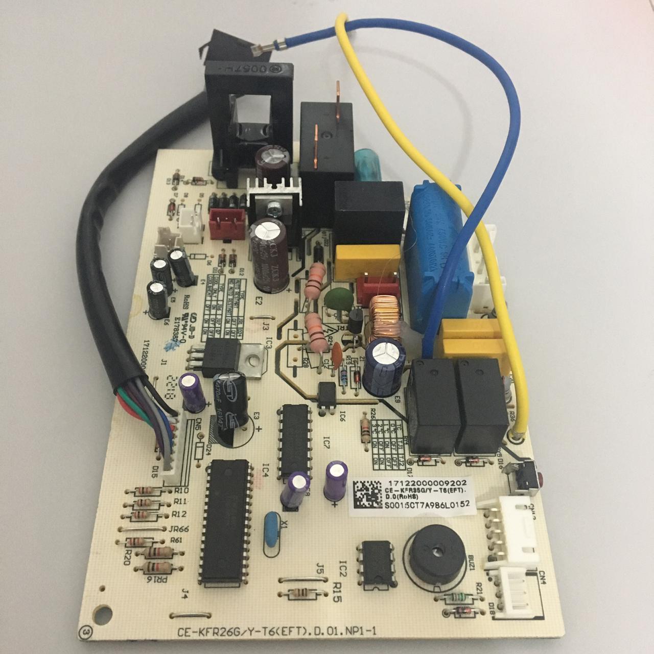 Placa Evaporadora Springer 425VQA12S5 Inverter 12.000 Btus Q/F 201332590748