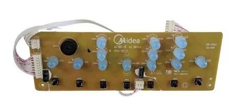 Placa Interface Climatizador Scafrb1 Scafrb2 - 101200016017
