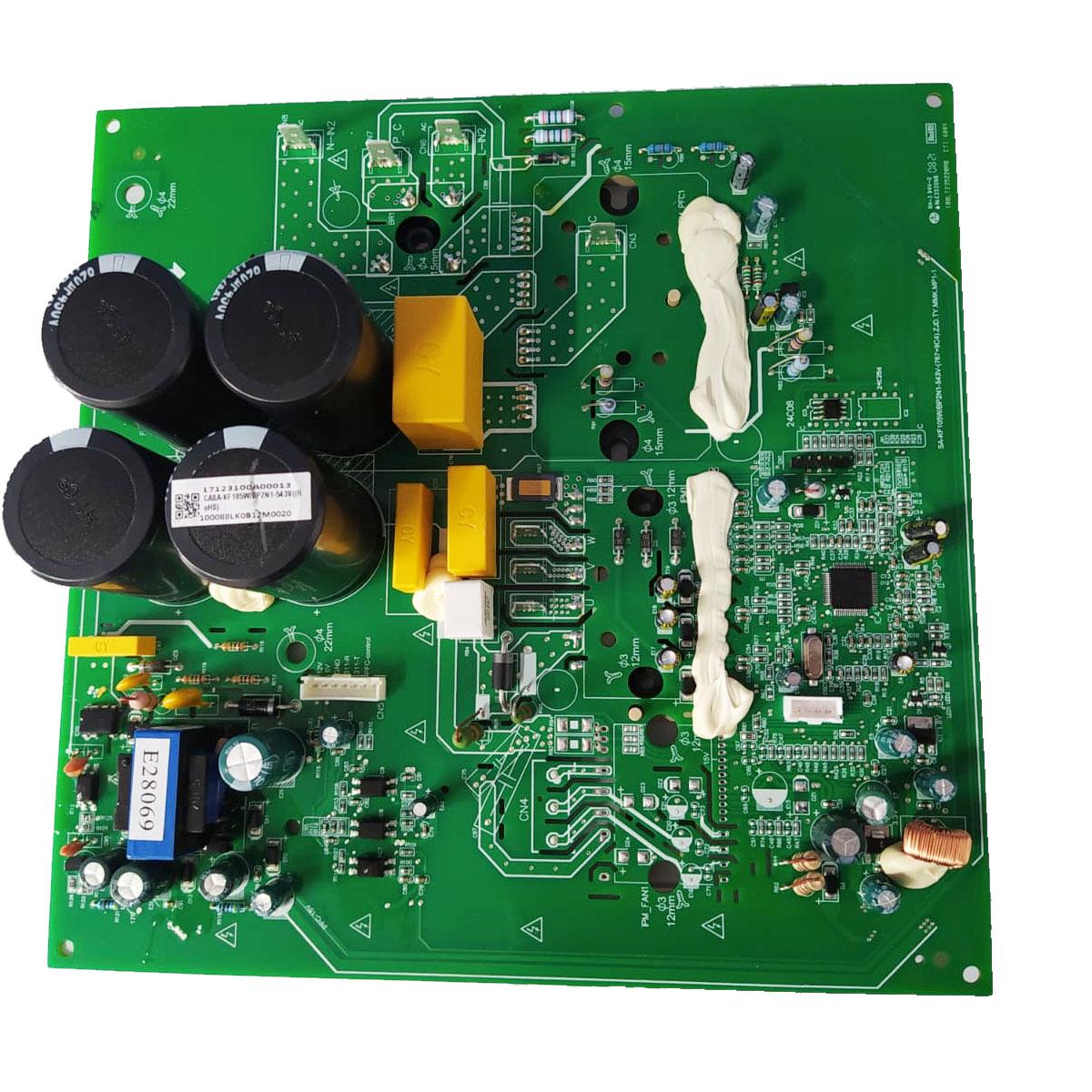 PLACA INVERTER MONO 198-264V 22A - 38CCV036515MC  Springer Carrier