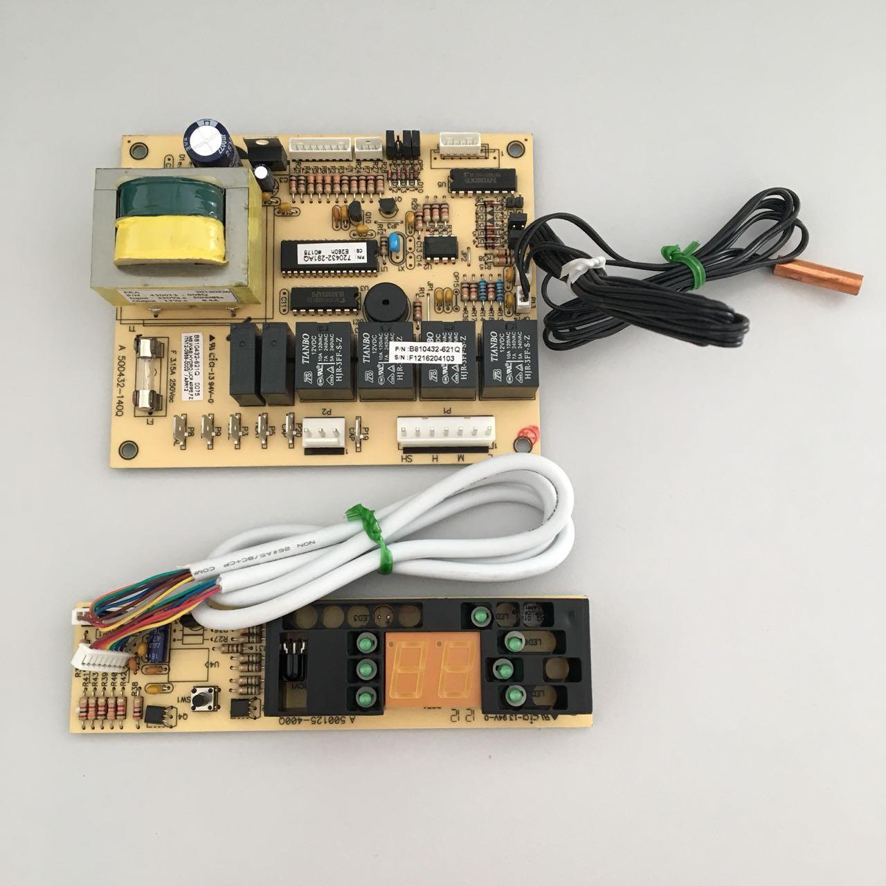 Placa PCB com Receptora Modelo HI WALL 04-0122-0000082 Hitachi