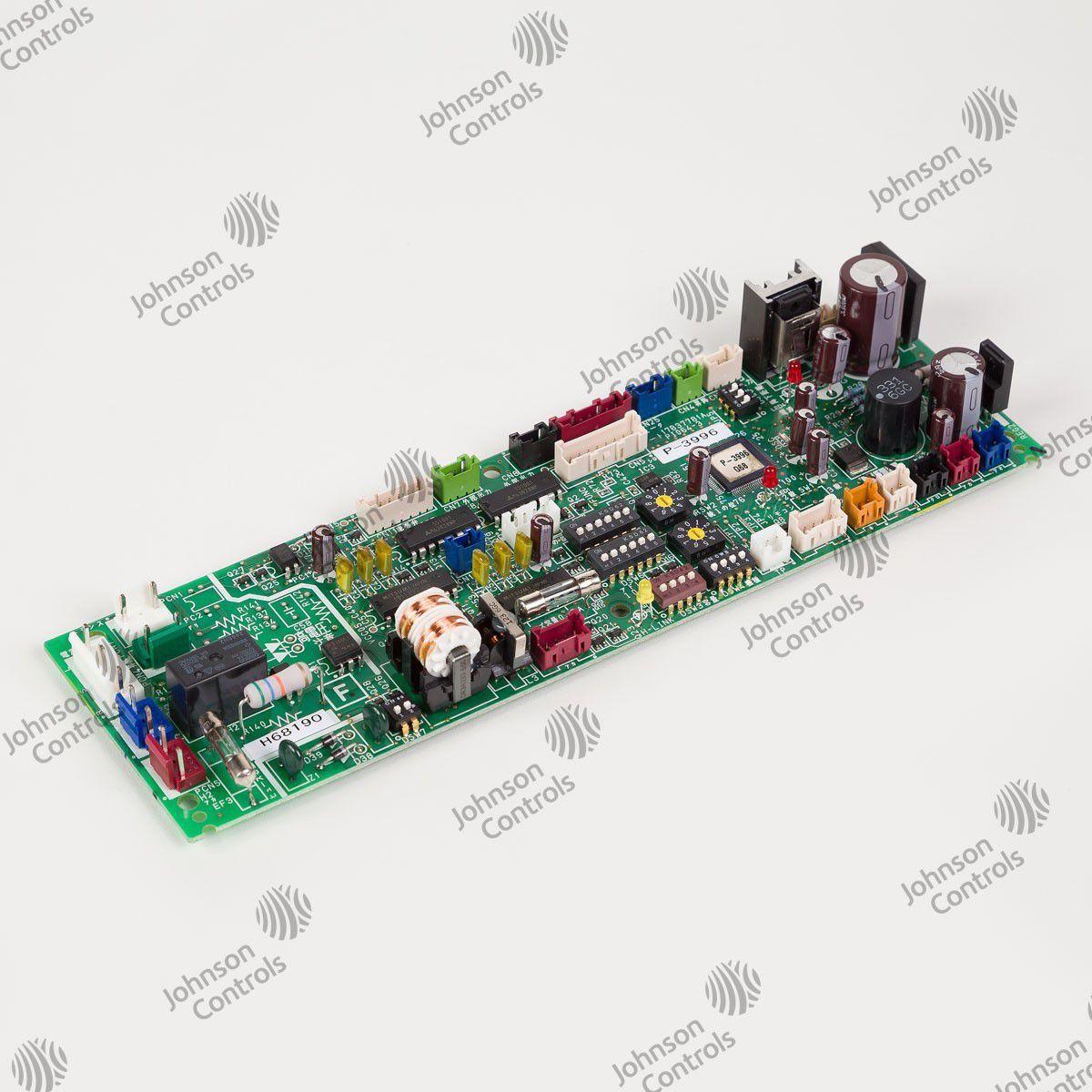 Placa Principal Para Cassete RCI Hitachi 17B37987H