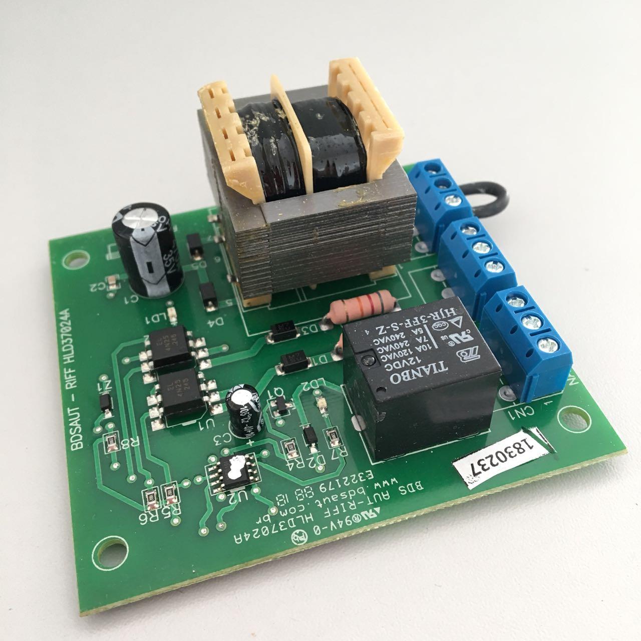 Placa da Condensadora Hitachi Falta e Inversão Fase HLD37024A