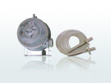 Pressostatos Diferencial Para Ar PS32-05 50-500Pa