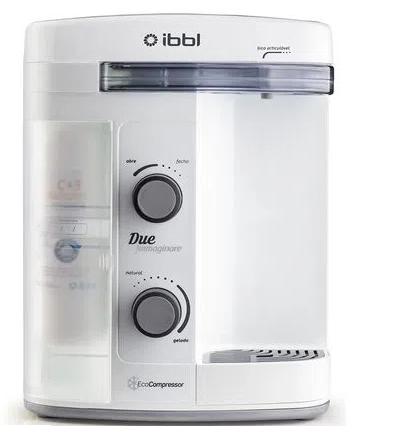 Purificador de Água IBBL Due Immaginare Branco -220v