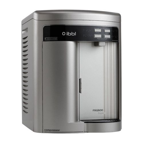 Purificador de Água IBBL FRQ600 Expert Prata 220v