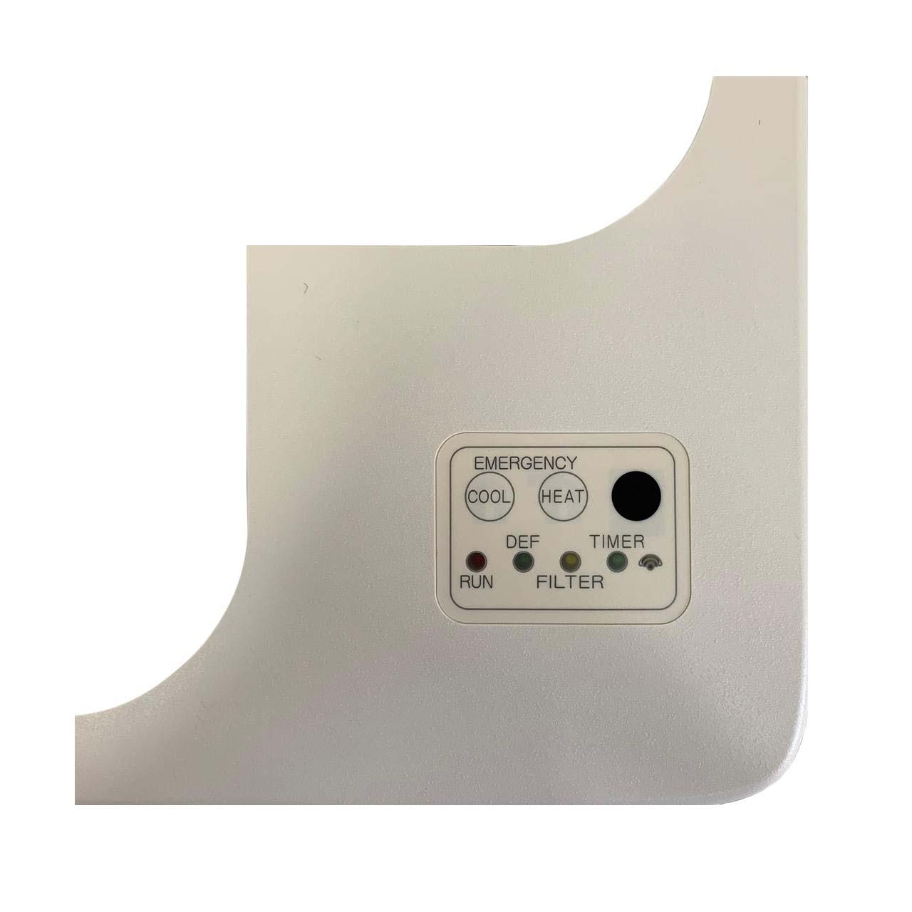 Receptor Controle Remoto Sem Fio Hitachi PCALH