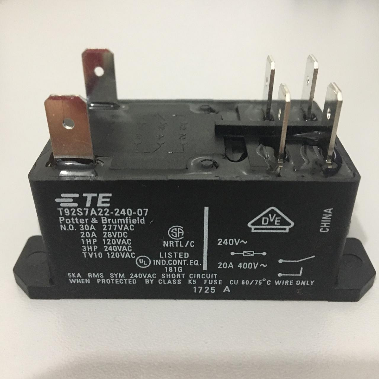 Rele Ar Condicionado Split T92S7A22-240V
