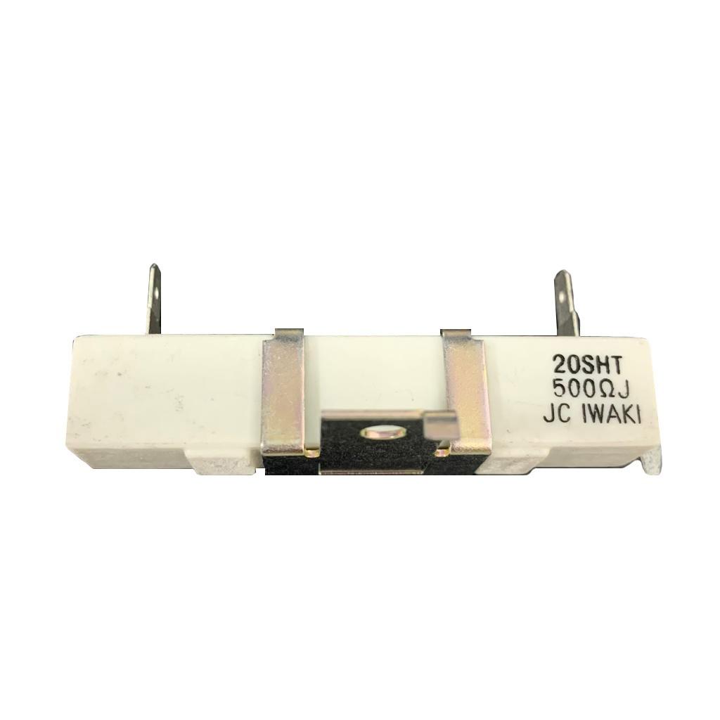 Resistor 20W 500OHM Hitachi 17B33595A