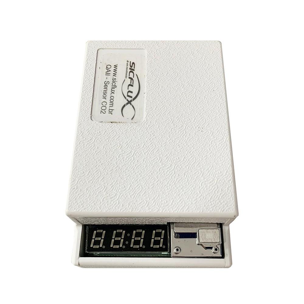 Sensor de Co2 para utilização nas linhas Maxx e Filbox Sicflux