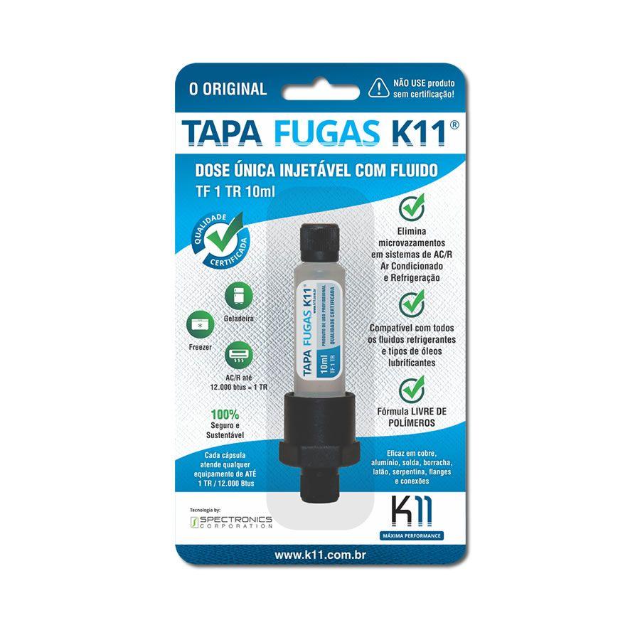 Tapa Fugas 10,ml Dose Única K11 Refrigeração