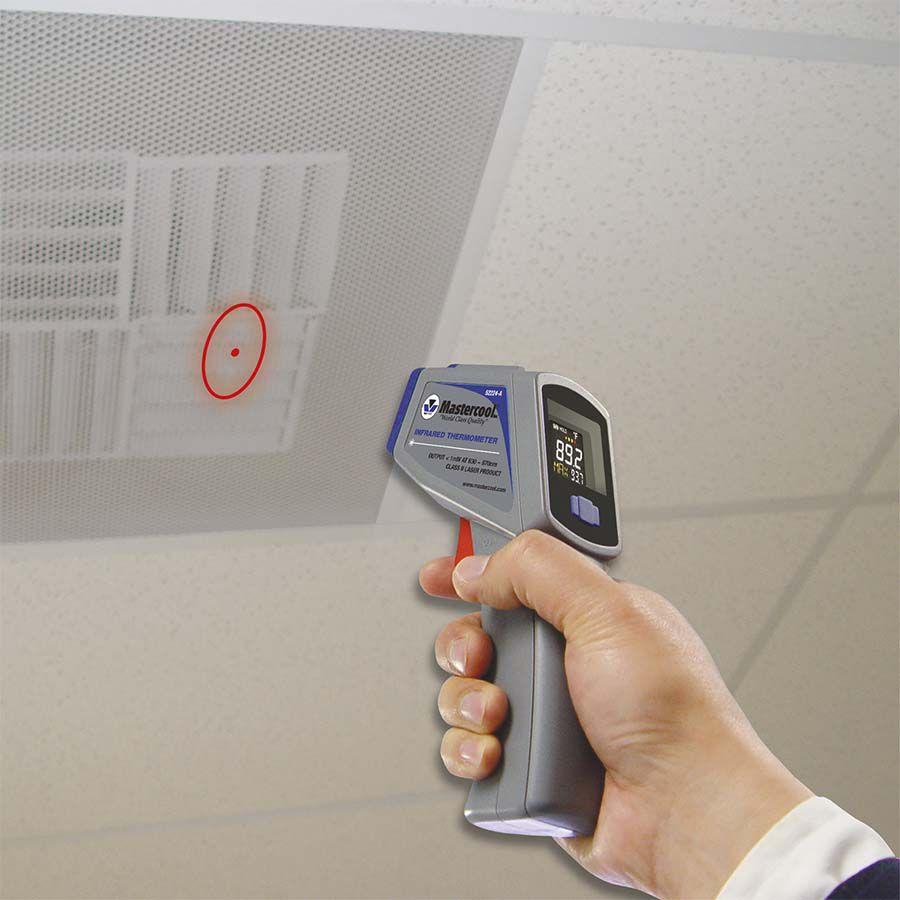 Termômetro Digital Com Mira Laser -50 a 500ºC Mastercool