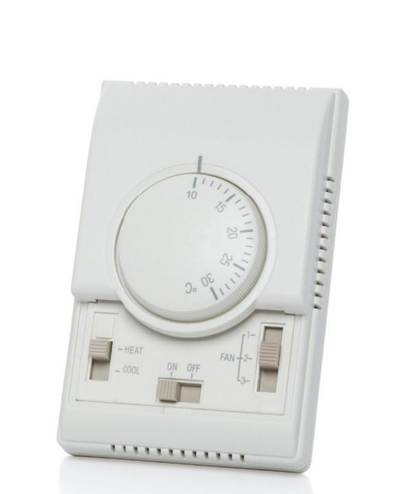 Termostato on-off L/D 3 Velocidade Q/F (3 Teclas) 220V Actua AC801C