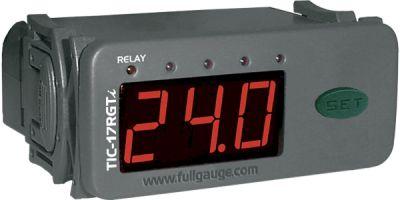 Controlador Temperatura Termostato Digital TIC-17RGTiL 12/24Vac