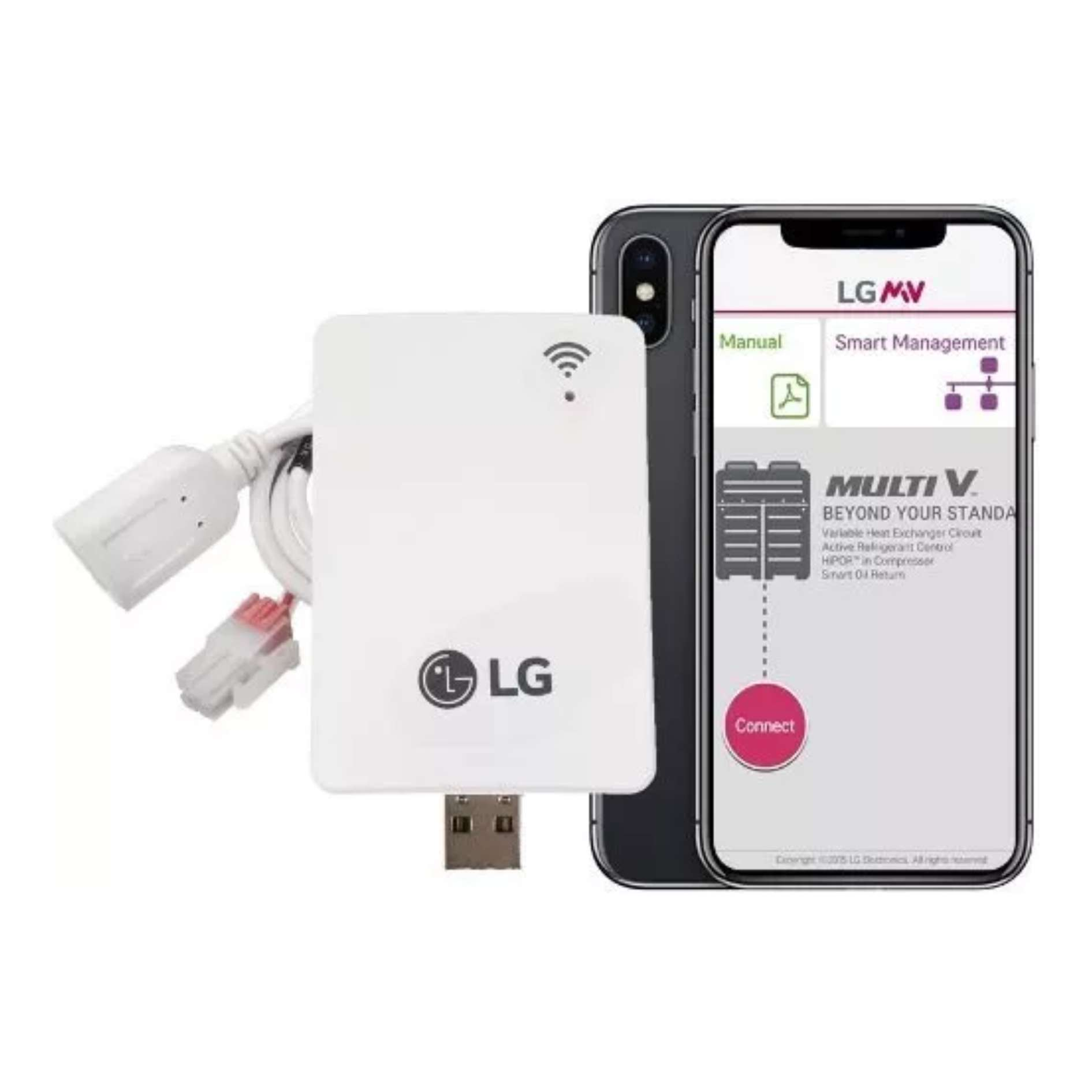 Teste Inverter Monitoramento LG Sims 2.0 Mobile LGMV Ar Condicionado