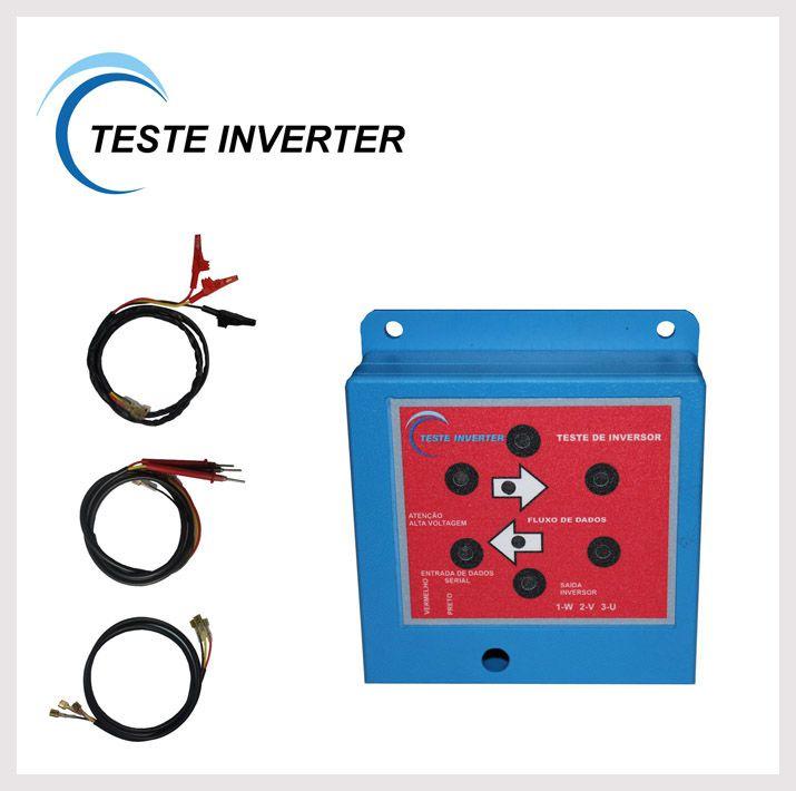 Teste Para Ar Condicionado Inverter Original