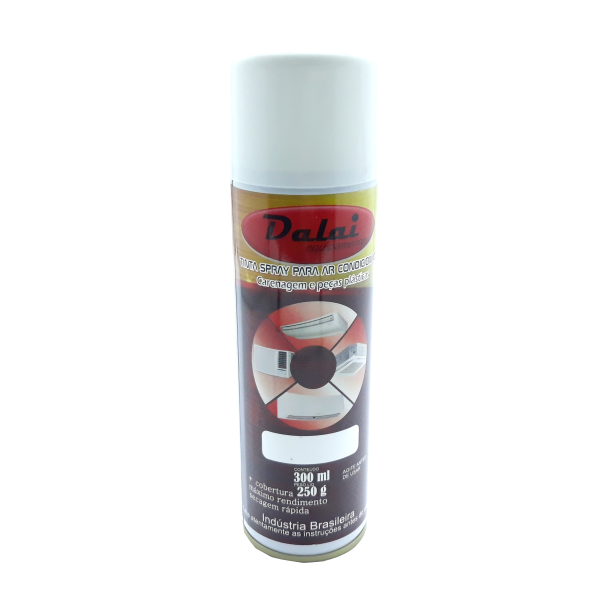 Tinta Spray Branco Para Ar Condicionado 300ml