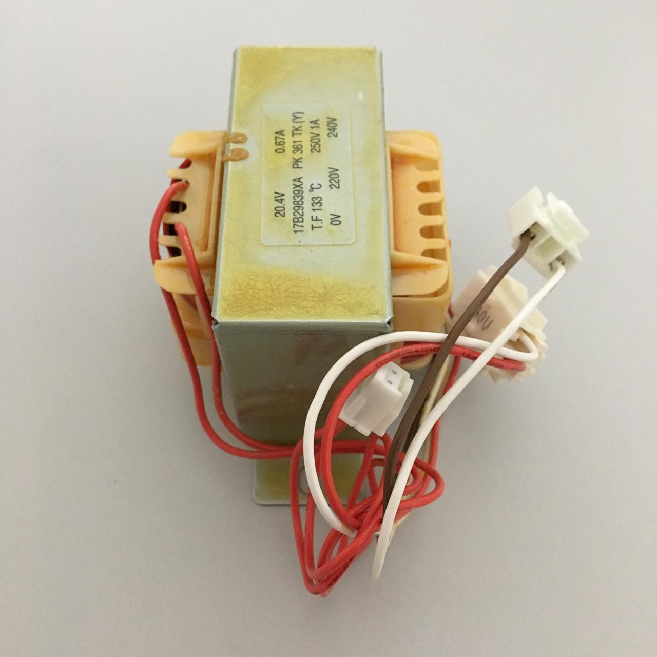 Transformador Ar Condicionado Hitachi HLE8157A