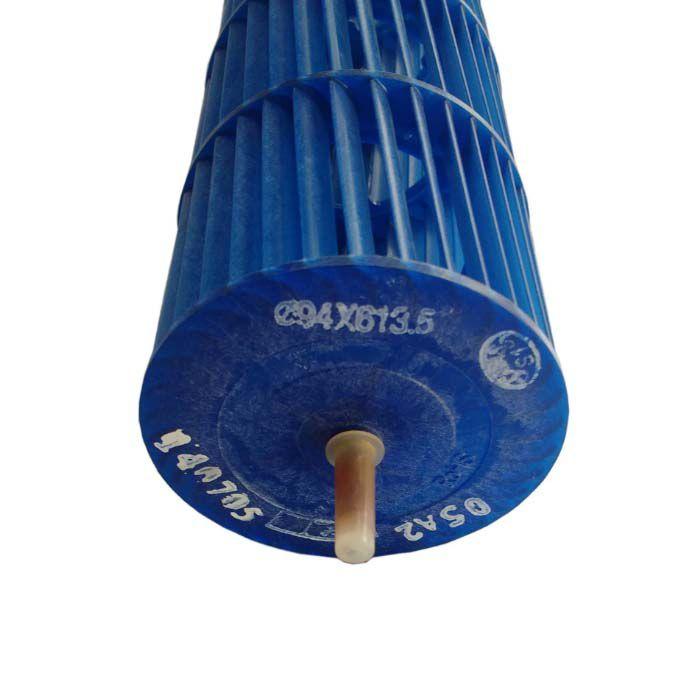 Turbina Evaporadora Ar Condicionado Hi Wall Springer Carrier 9.000 e 12.000 Btus 201100200306