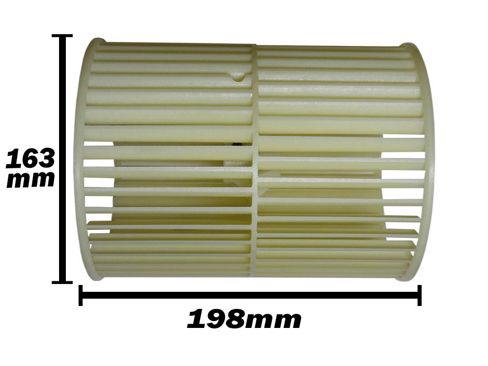 Turbina Evaporadora Springer 12.000 a 60.000 Btus 42819018