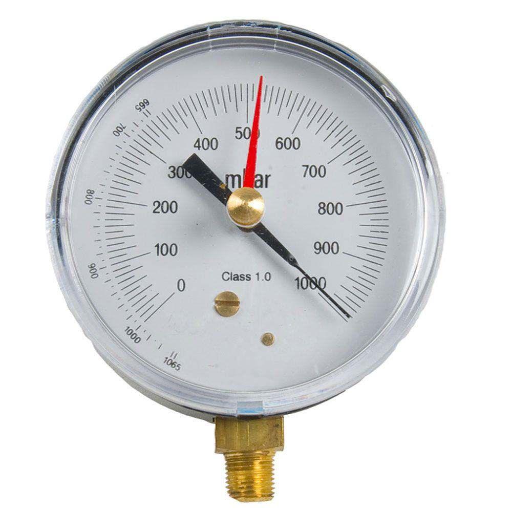 Vacuômetro Analógico Para Refrigeração EOS