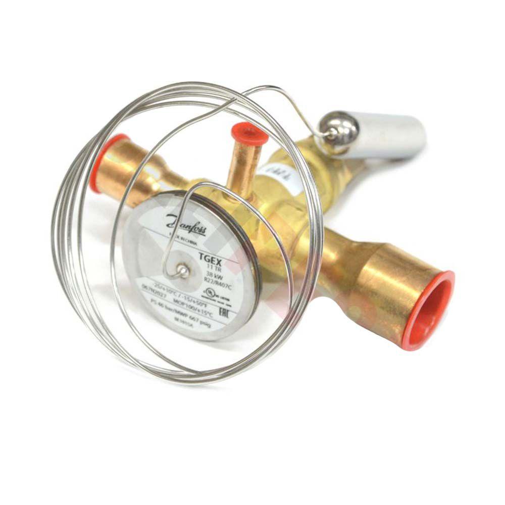 Válvula de Expansão Termostática 11TR 5/8 e 7/8 Hitachi HLD22966A