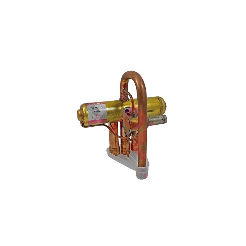 Válvula de Reversão Ar Condicionado Hitachi 17C73723A