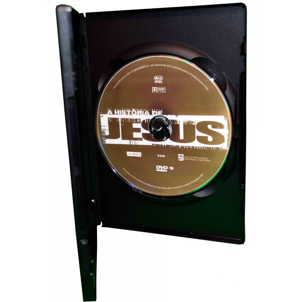 DVD Jesus (8 Idiomas)