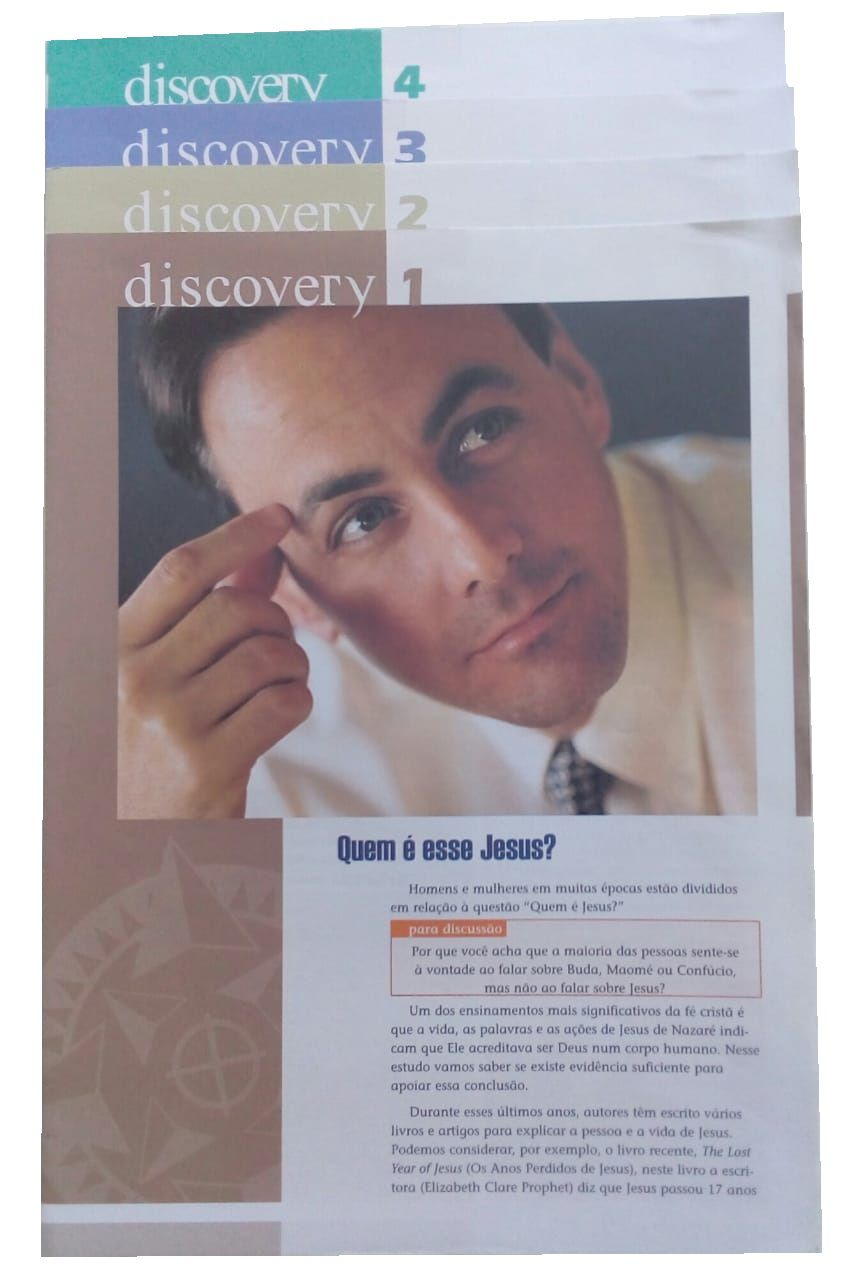 Jogo Discovery