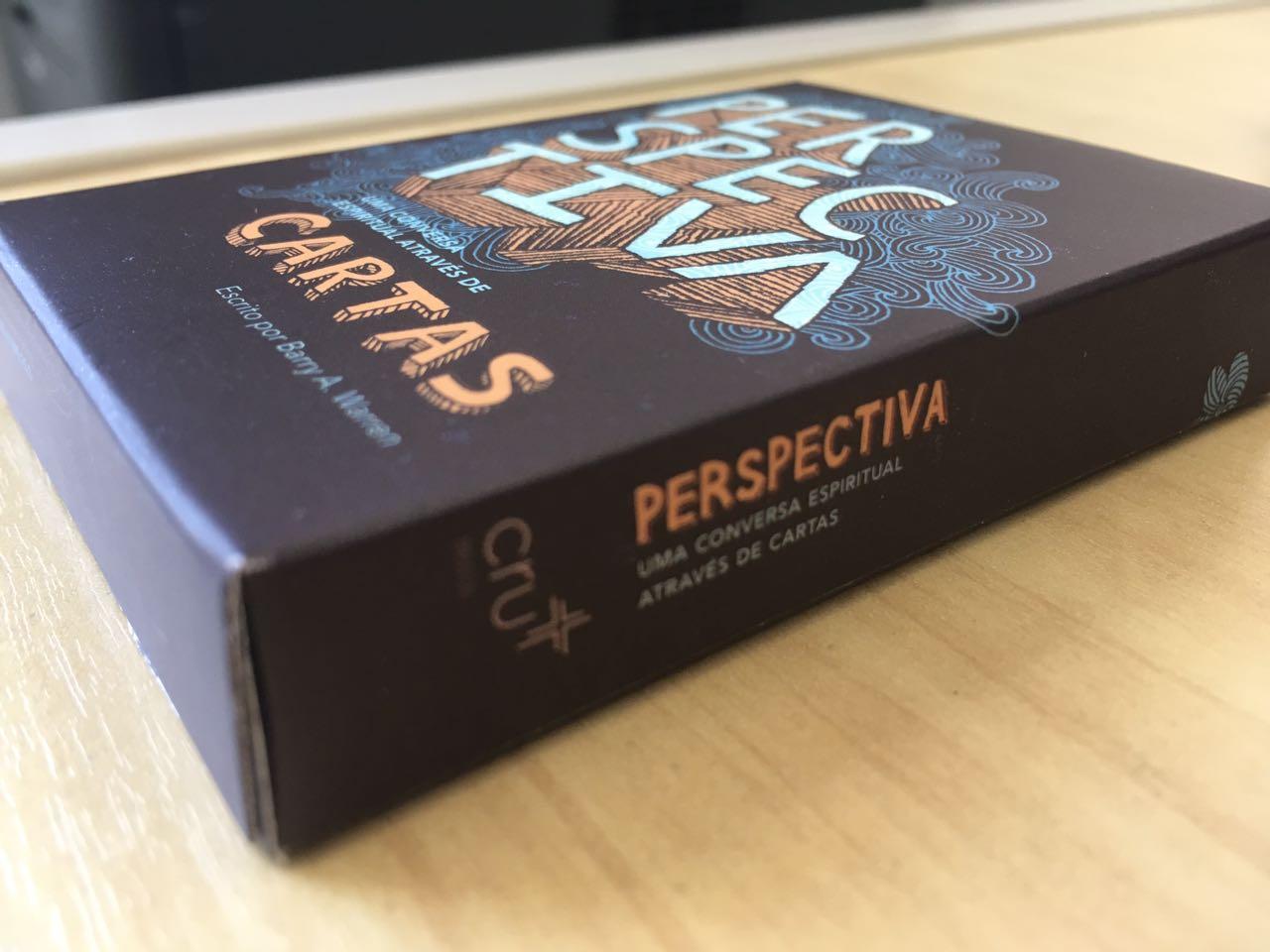 Perspectiva - Uma Conversa Espiritual Através de Cartas.