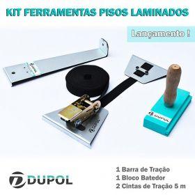 Kit Ferramentas Piso Laminado