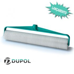 Rolo Fura Bolhas 48cm (Novo suporte Plástico)