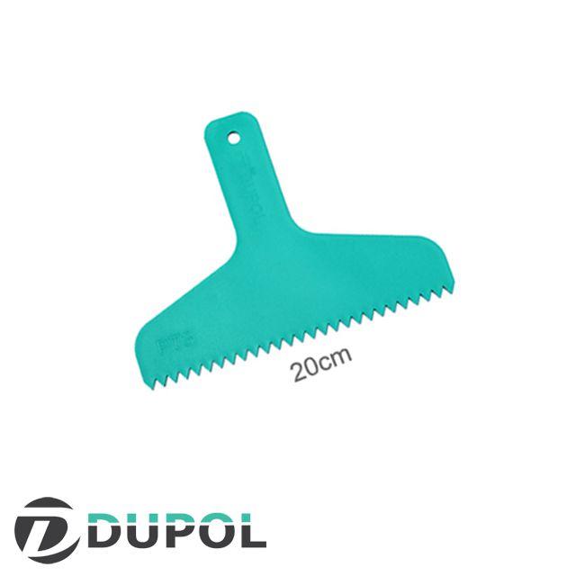Espátula Dentada 20cm