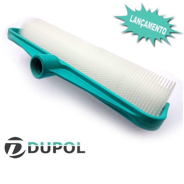 Rolo Fura Bolha 30 cm (Novo suporte Plástico)