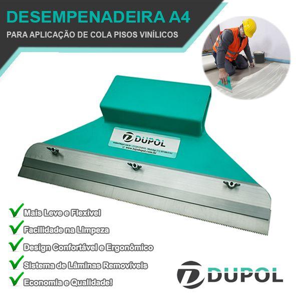 Kit p/ Argamassa Autonivelante (Kit D)