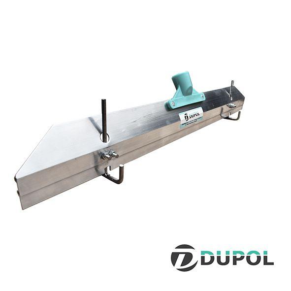 Rodo Nivelador Âncora 60 cm - Argamassa Autonivelante - Cimento Queimado Líquido - Ultra Planeador