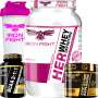 COMBO 1 HER WHEY DEFINITION + 1 BCAA 3:1:1 + 1 CREATINE + 1 COQ GRÁTIS