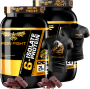 COMBO 2 6-ISOLATE PROTEIN + 1 CAMISETA