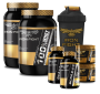 Combo Iron Fight 2x (100% Whey Protein + Creatine Explosion + BCAA 3:1:1) + Coqueteleira Iron Fight