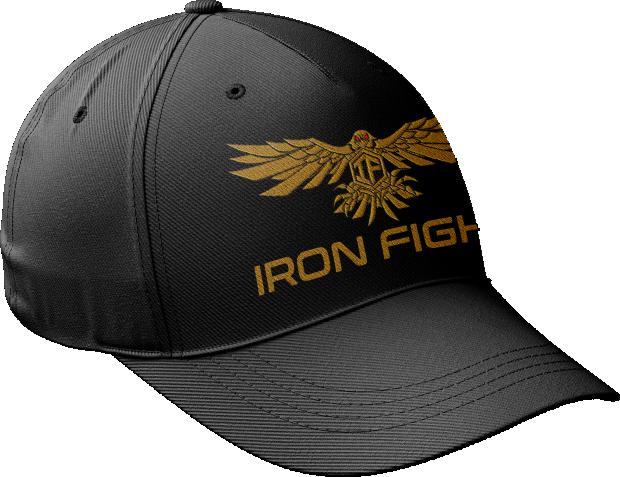 Boné Iron Fight