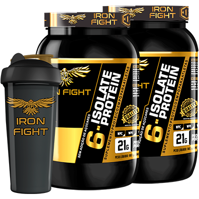 COMBO 2 6-ISOLATE PROTEIN + 1 COQ GRÁTIS