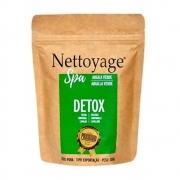 Argila Verde Detox Nettoyage Spa 100% Pura 300g