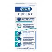 Fio Dental Super Floss com 50 unid