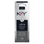 Gel Lubrificante Íntimo Ultra Silicone  Ky 50 Gr