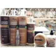 Kit Crespo Power completo - 7 produtos Apse - 100% VEGANO