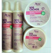 Kit SOS - 4 produtos Apse - 100% VEGANO