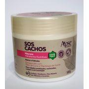 Máscara Capilar Hidratante Nutritiva SOS Cachos- 500g - Apse - 100% VEGANO