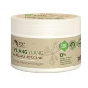 Mascara Hidratante Ylang Ylang 300gr - Apse- 100% VEGANO