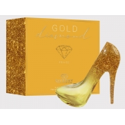 PERFUME FEMININO SAPATINHO GIVERNY GOLD DIAMOND FEMME-100 ML