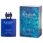 PERFUME MASCULINO GIVERNY BLUE OCEAN POUR HOMME - 100ML